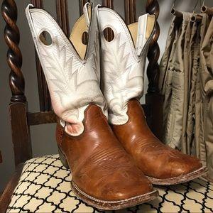 Men's larry Mahan Cowboy Boots 9.5